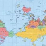 Diferentes maneiras de ver o mundo: veja mapas que vão mudar seu conceito de mundo