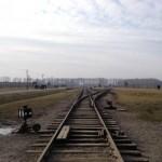Uma tarde em Auschwitz, na Polônia