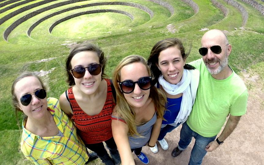 Relato de uma viagem em família ao Peru