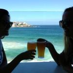 Almoço no Bondi Icebergs Club, Austrália