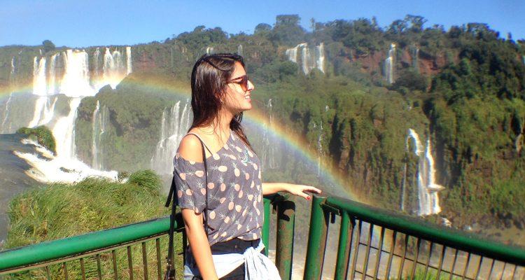 Conhecendo as Cataratas do Iguaçú do lado brasileiro