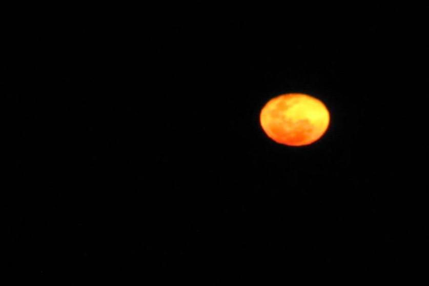 nascer da lua morro açú