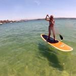 O que fazer em Sydney: Stand Up Paddle em Rose Bay