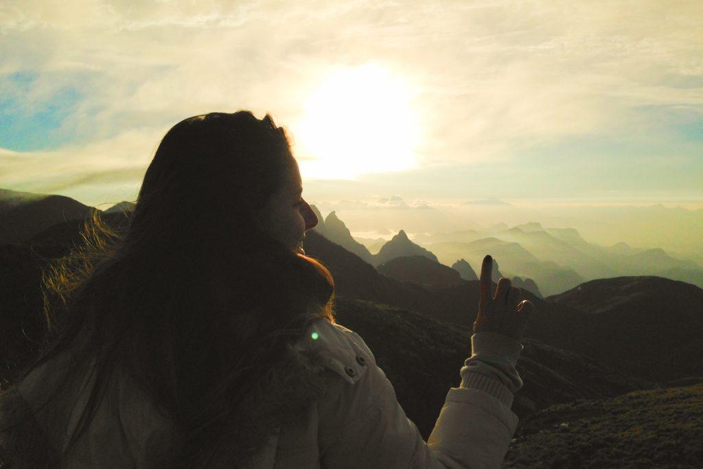 Explorando o Morro Açú