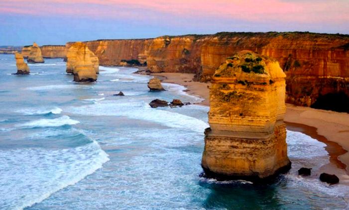 12 Apóstolos: uma maravilha da natureza no sul da Austrália