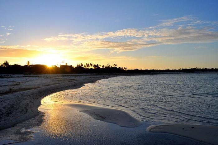 Lagoa do Paraíso Jericoacoara