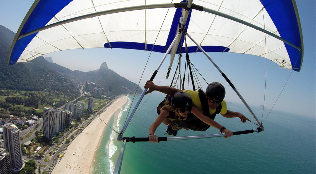 Asadelta no Rio de Janeiro