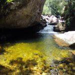 Dia de sol em Petrópolis: cachoeiras do PARNASO