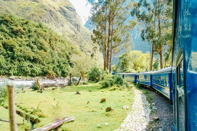 trem Cusco Machu Picchu