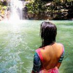 Cachoeira Santa Bárbara: o atrativo mais badalado da Chapada dos Veadeiros