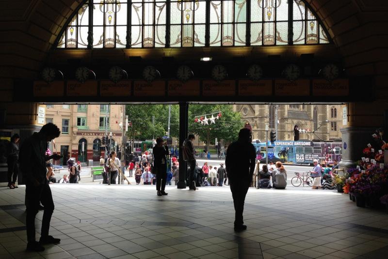 metrô de Melbourne