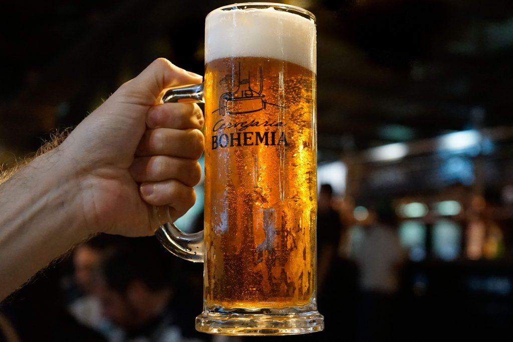 bohemia, cervejaria bohemia, petropolis, tour cervejeiro