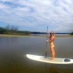 Mala de Aventuras Explora: Stand Up Paddle na Restinga de Marambaia