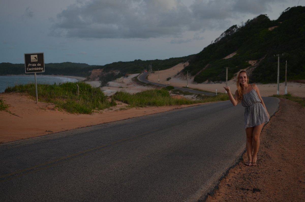 Estrada Praia da Cacimbinha, Pipa RN