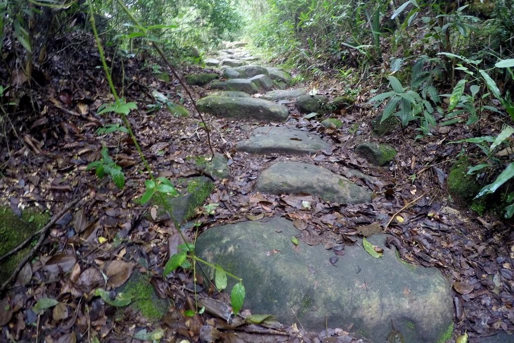 Travessia da Serra de São José, Tiradentes