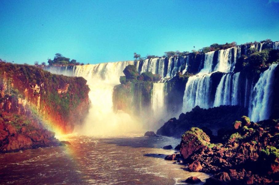 Ilha San Martin, Foz do Iguaçú