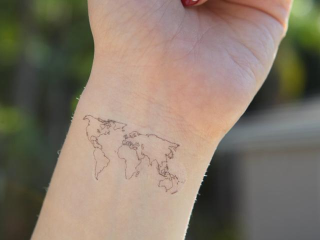 10 Tatuagens De Viagem Para Você Se Inspirar E A Nova Tattoo