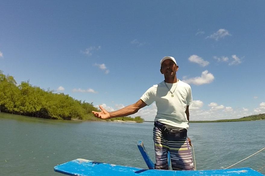 Guia para Passeio de Barco Barra de Cunhaú RN