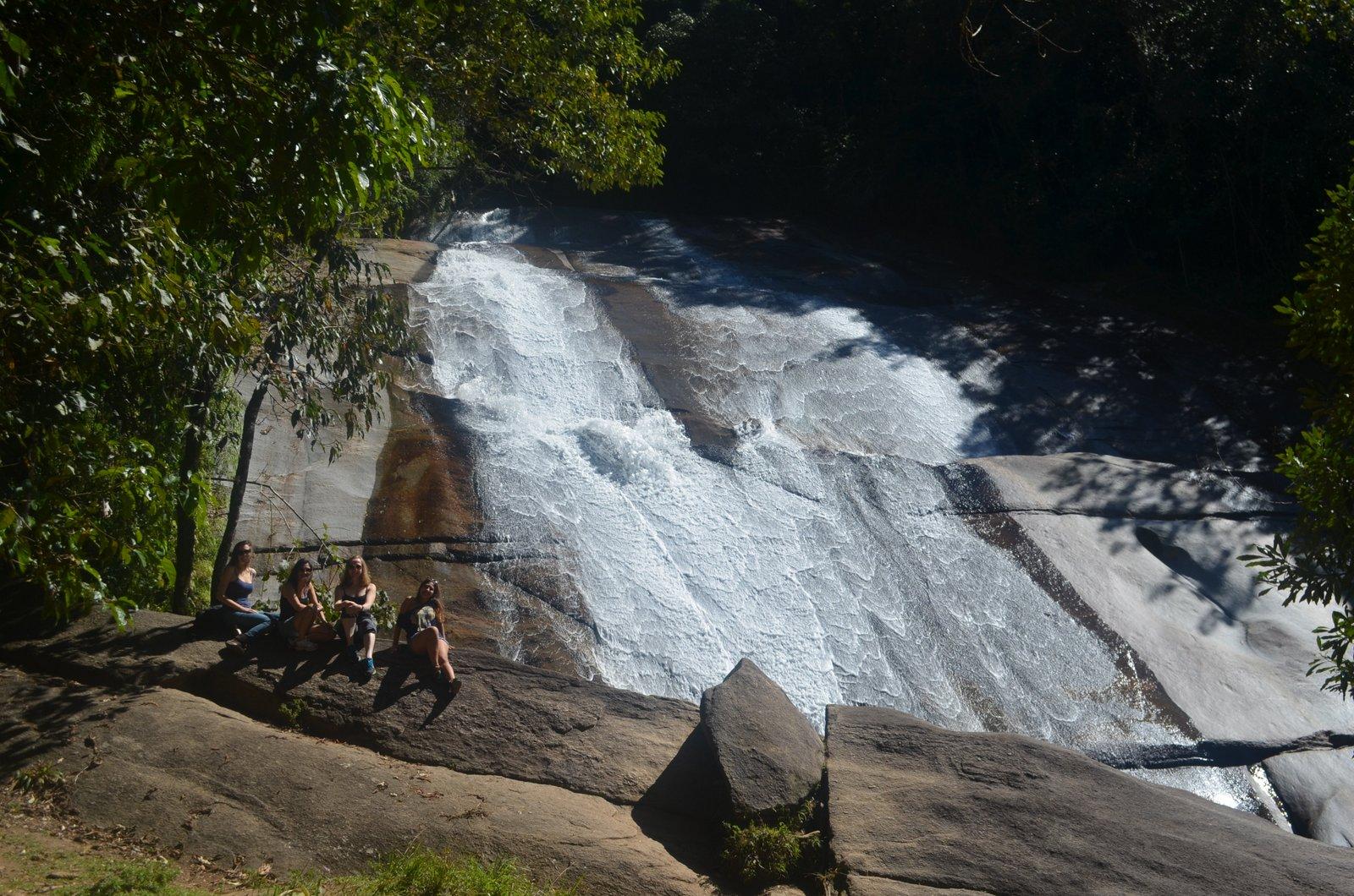 cachoeira santa clara - visconde de mauá