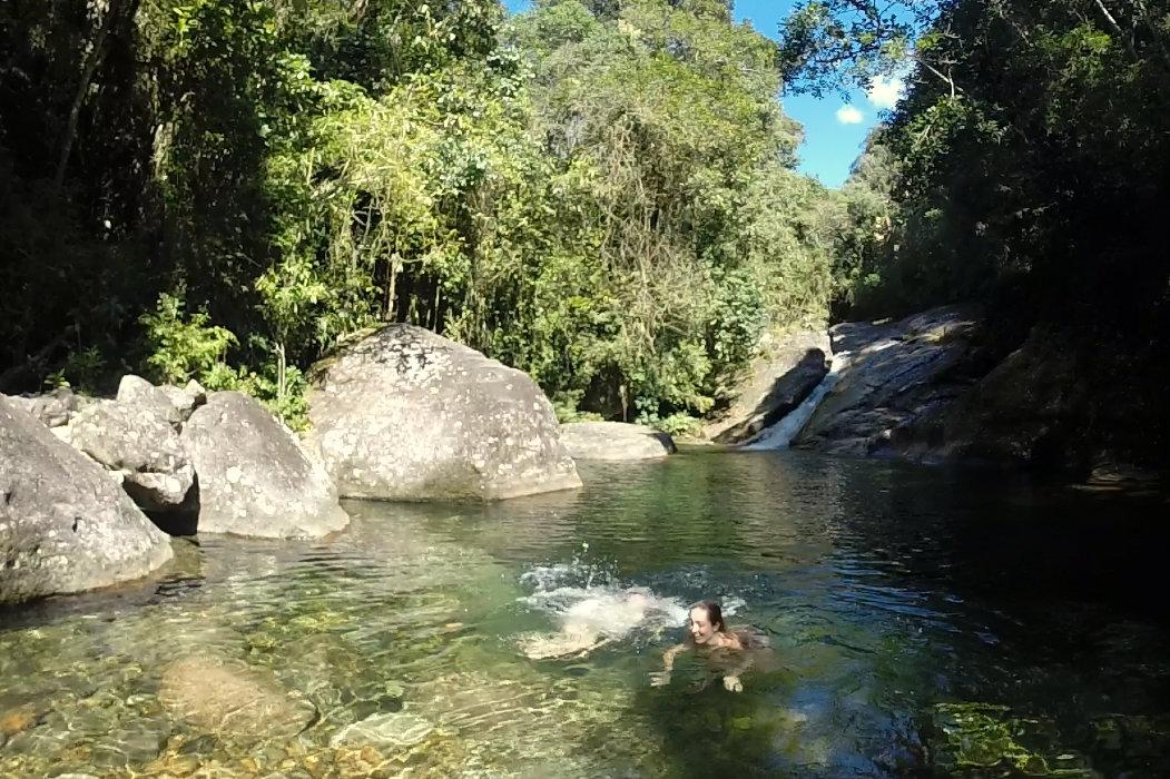 cachoeira do marimbondo - visconde de mauá