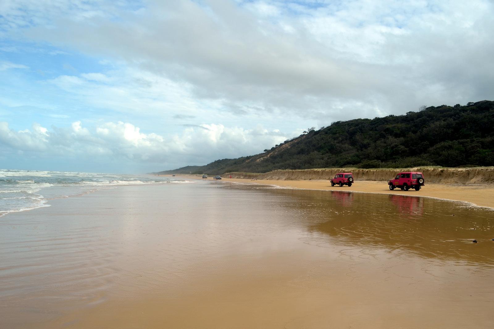 Onde ir na australia: Fraser Island