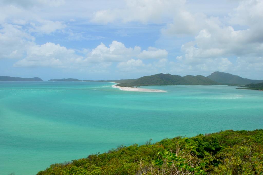 o que conhecer na australia: whitsundays