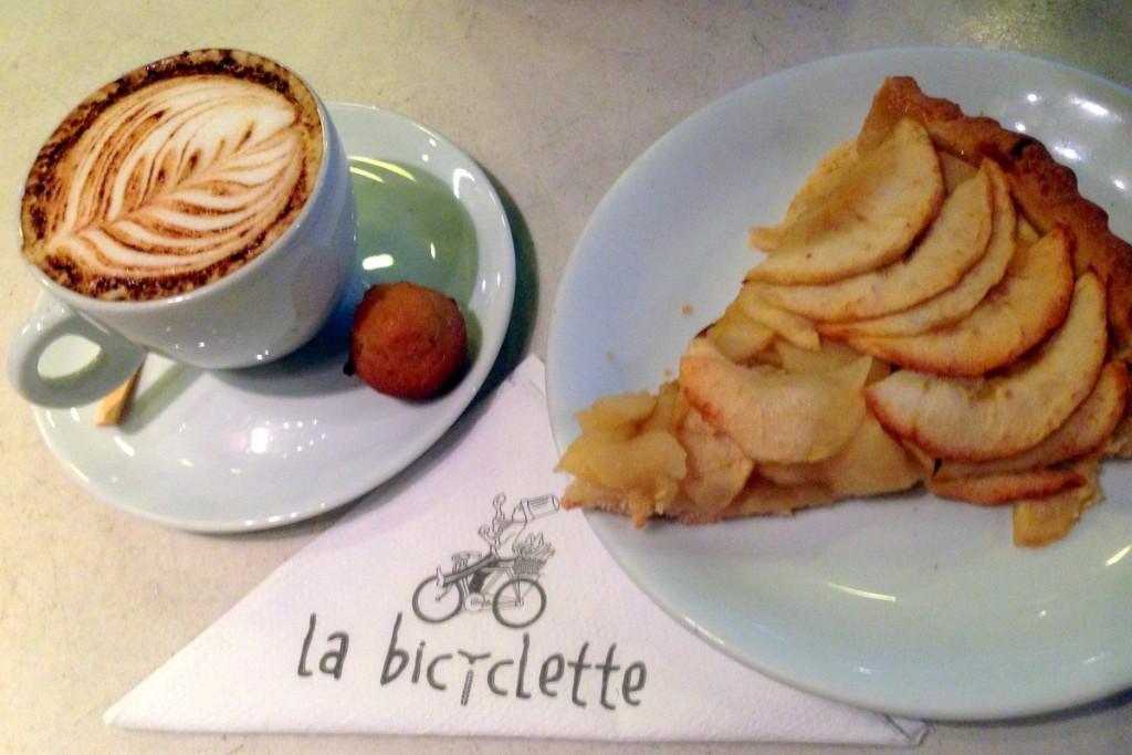 Café da manhã Jardim Botanico La Bicyclette
