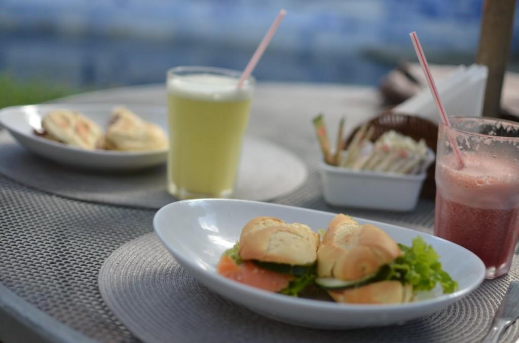 Café da manhã IMS Café Galeria