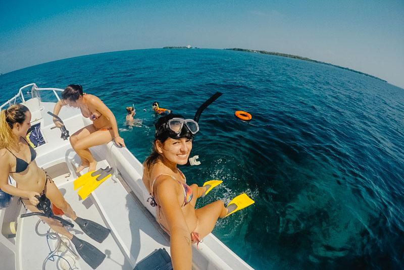Passeio de barco Cartagena