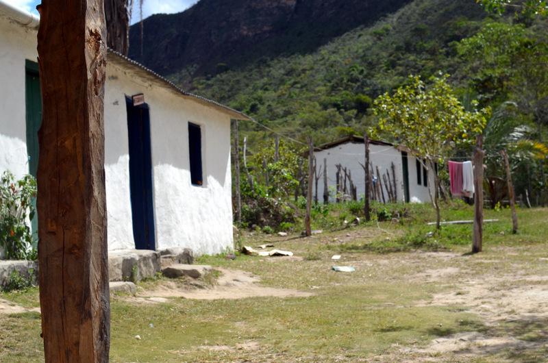 Igrejinha Vale do Pati Chapada Diamantina