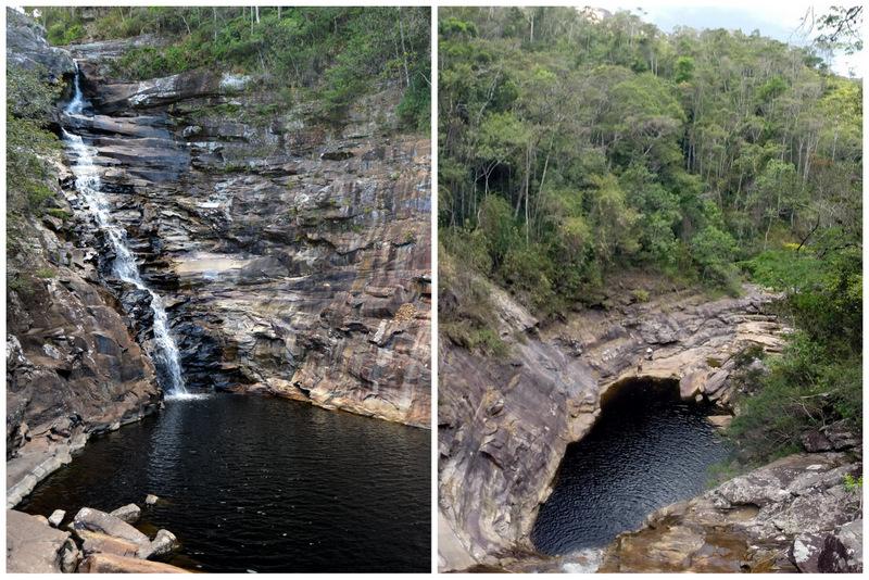 Cachoeira dos Funis Vale do Pati Chapada Diamantina