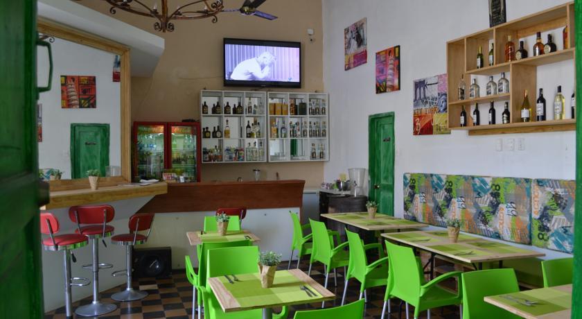 hostel Green Cartagena