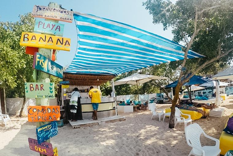 restaurantes playa blanca