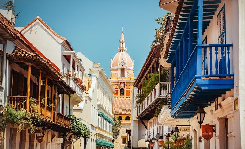 Cidade Amuralhada de Cartagena