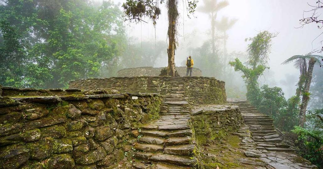 Ciudad Perdida. Foto via: adventurealan.com