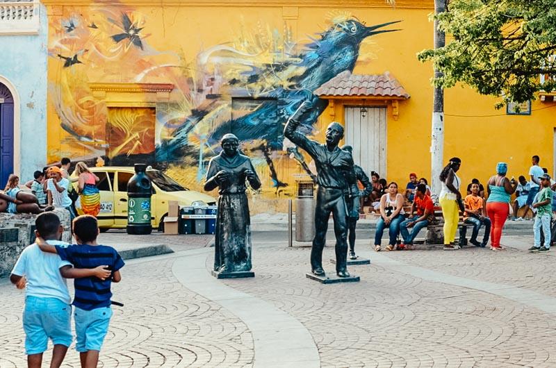 Getsemaní: o bairro descolado de Cartagena
