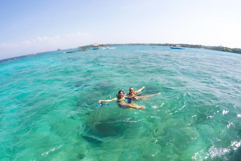 Ilhas do Rosário Cartagena