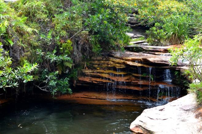 Cachoeira Águas Claras, Chapada Diamantina