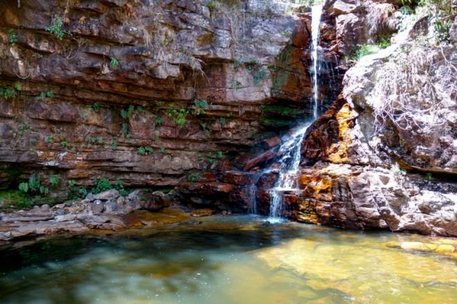 Cachoeira da Purificação - Vale do Capão