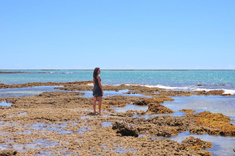 praia do espelho, Caraíva, Bahia, Porto Seguro