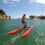 Que tal um rolé de bike aquática no Rio de Janeiro com a galera do 360 Sports?