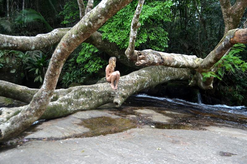 Cachoeira Saco do Mamanguá