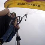 Como é voar de parapente no Rio de Janeiro