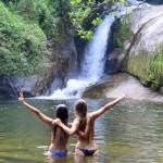 Cachoeiras, trilhas e natureza no Rocio, em Petrópolis