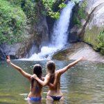 Cachoeiras e muita natureza no Rocio, em Petrópolis