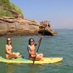 Um passeio pouco conhecido no Rio de Janeiro: travessia de SUP para as Ilhas Tijucas