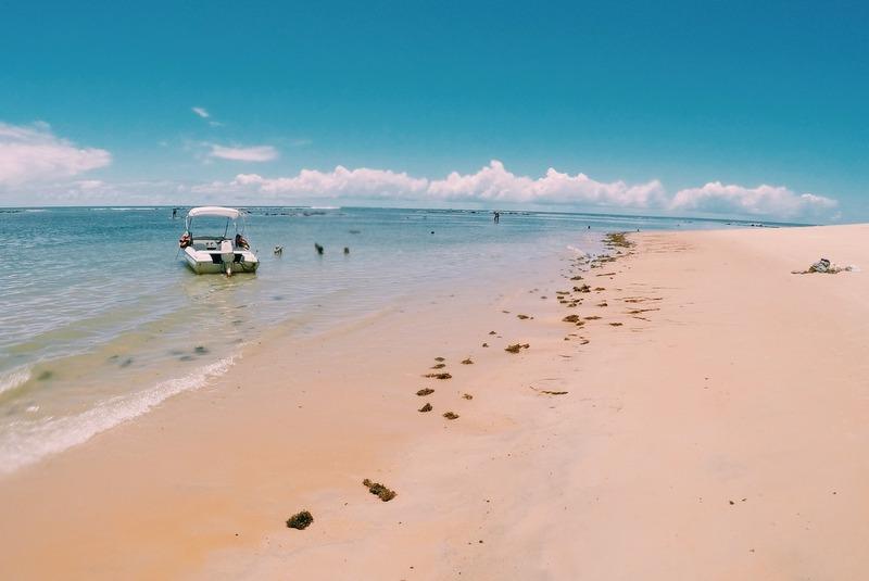 praia do satú