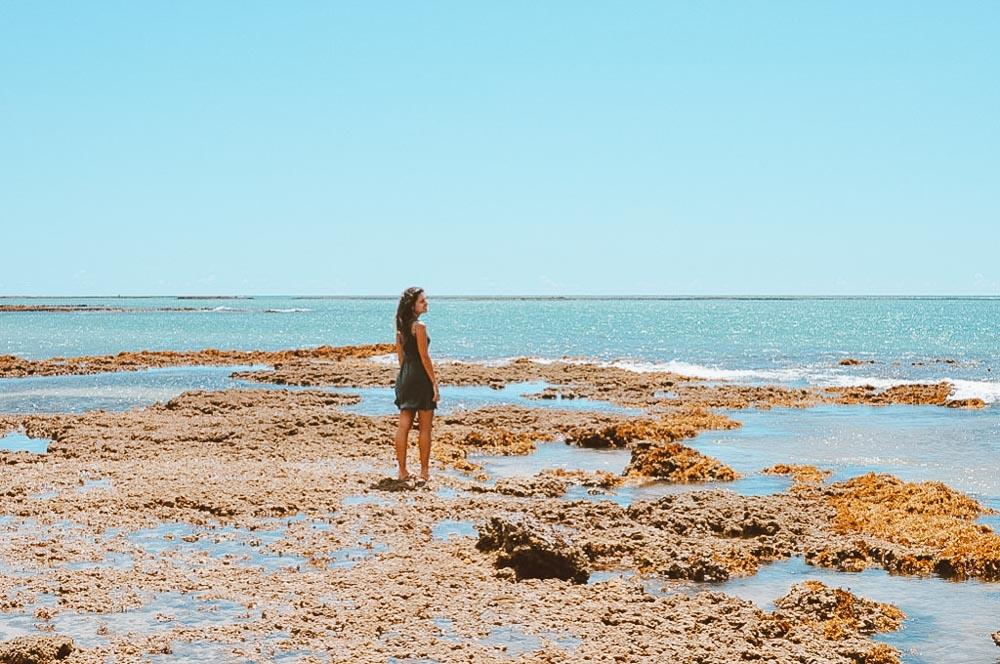 costa do descobrimento praia do espelho