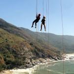 Dia de aventura no Rio: trilha e rapel na Pedra da Tartaruga