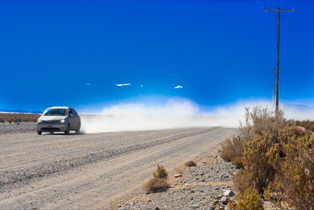Estradas do norte argentino